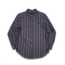 Load image into Gallery viewer, Ralph Lauren L/S Striped Shirt