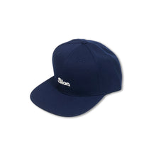 "Load image into Gallery viewer, SLON Authentic SnapBack Cap ""Navy"""