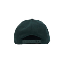 "Load image into Gallery viewer, SLON Authentic SnapBack Cap ""Forest Green"""