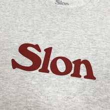 "Load image into Gallery viewer, SLON Classic Logo S/S Tee ""Ash"""
