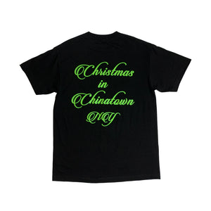 "SLON Christmas in Chinatown S/S Tee ""Black"""