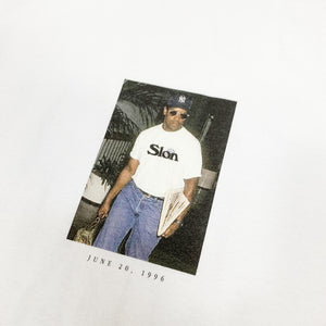 SLON Denzel Washington in 1996 S/S Tee