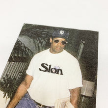 Load image into Gallery viewer, SLON Denzel Washington in 1996 S/S Tee