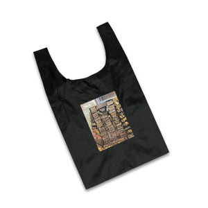 "SLON Deli & Grocery Packable Tote ""Black"""
