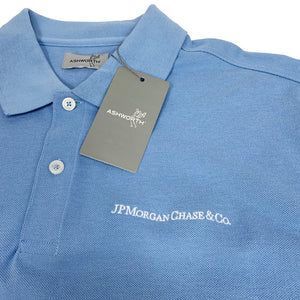 J.P.Morgan Chase & Co. Vintage S/S Polo Shirt