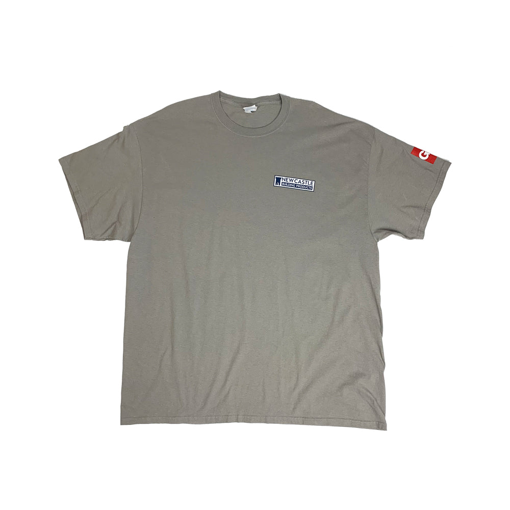 New Castle Building Products Vintage S/S Employee Tee