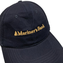 Load image into Gallery viewer, Mariner's Bank Vintage Promotion Cap