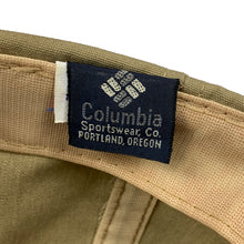 Load image into Gallery viewer, Columbia Deadstock Longbill Cap