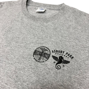 Coney Isalnd Brewing Co. Vintage S/S Tee