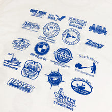 Load image into Gallery viewer, Oyster Bay Bluefish Tournament 2019 Official Vintage S/S Tee