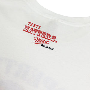 Property Of Football by Miller Lite Vintage S/S Tee