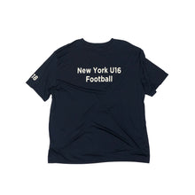 Load image into Gallery viewer, New York U16 Football Vintage S/S Jersey Shirt
