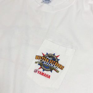 10th Annual Cabo Tuna Jackpot 2008 Official Vintage S/S Tee