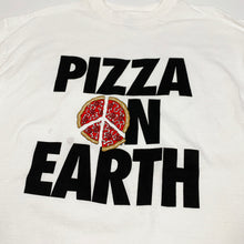 Load image into Gallery viewer, PIZZA ON EARTH Vintage S/S Tee