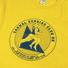 Load image into Gallery viewer, CARMEL RUNNING CLUB 5K Vintage S/S Tee