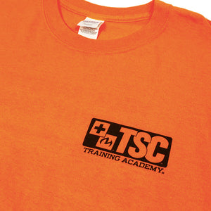 TSC Training Academy Vintage S/S Staff Tee