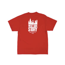 Load image into Gallery viewer, West Side Story NYC 2019 Vintage S/S Pocket Tee