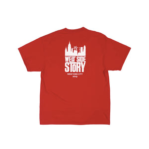 West Side Story NYC 2019 Vintage S/S Pocket Tee