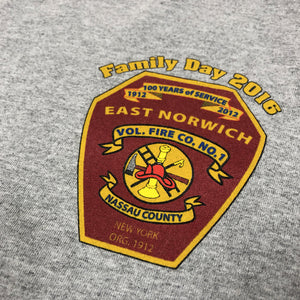 East Norwich, New York Family Day 2016 Vintage S/S Tee