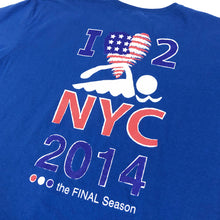 Load image into Gallery viewer, NYC SWIM 2014 Vintage S/S Tee