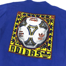 Load image into Gallery viewer, adidas Soccer Ball Vintage S/S Tee