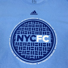 Load image into Gallery viewer, NYCFC Official Vintage S/S Tee