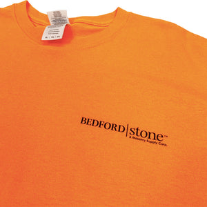 BEDFORD stone Vintage S/S Staff Tee