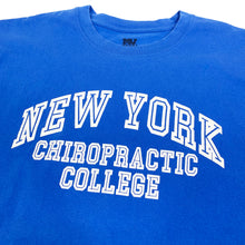 Load image into Gallery viewer, New York Chiropractic College Vintage S/S Tee