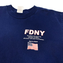 Load image into Gallery viewer, FDNY 9.11 Tribute Vintage S/S Tee