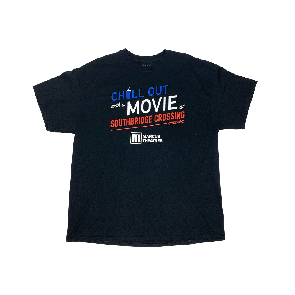 Marcus Theatres Vintage S/S Promotion Tee