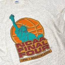 Load image into Gallery viewer, NCAA FINAL FOUR 1996 Vintage S/S Promotion Tee