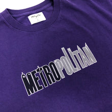 Load image into Gallery viewer, METROPOLITAN Vintage S/S Tee