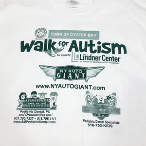 Walk for Austim Vintage S/S Promotion Tee