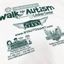 Load image into Gallery viewer, Walk for Austim Vintage S/S Promotion Tee