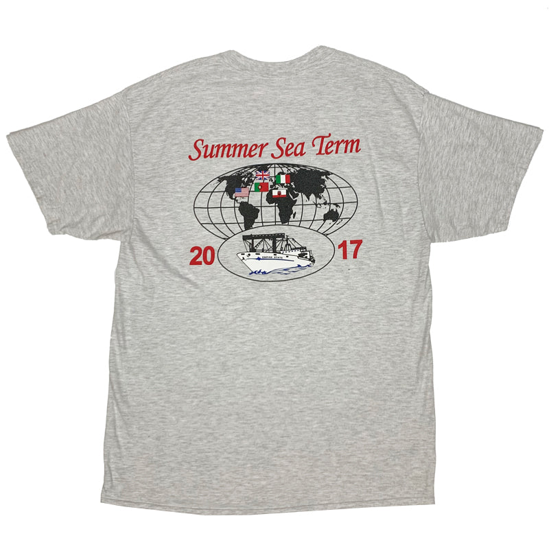EMPIRE STATE VI 2017 SEA TERM NEW YORK Vintage S/S Tee