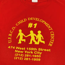 Load image into Gallery viewer, U.F.B.C.O. CHILD DEVELOPMENT CENTER Vintage S/S Tee
