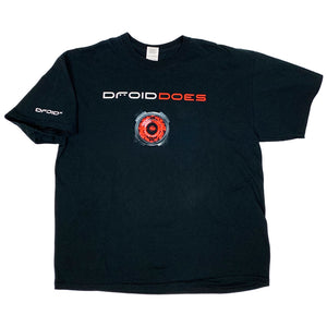 DROID by Verizon x Motorola Vintage S/S Promotion Tee