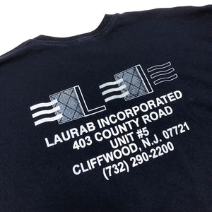 Laurab Incorporated Vintage S/S Employee Tee