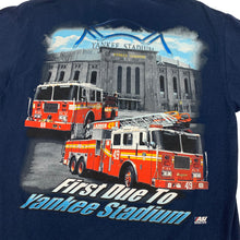 Load image into Gallery viewer, FDNY x New York Yankees Vintage S/S Tee