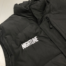 Load image into Gallery viewer, NIGHTLINE News Staff Puffer Vest