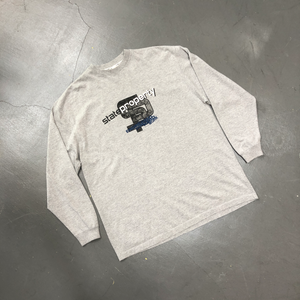 State Property Official Vintage L/S Tee