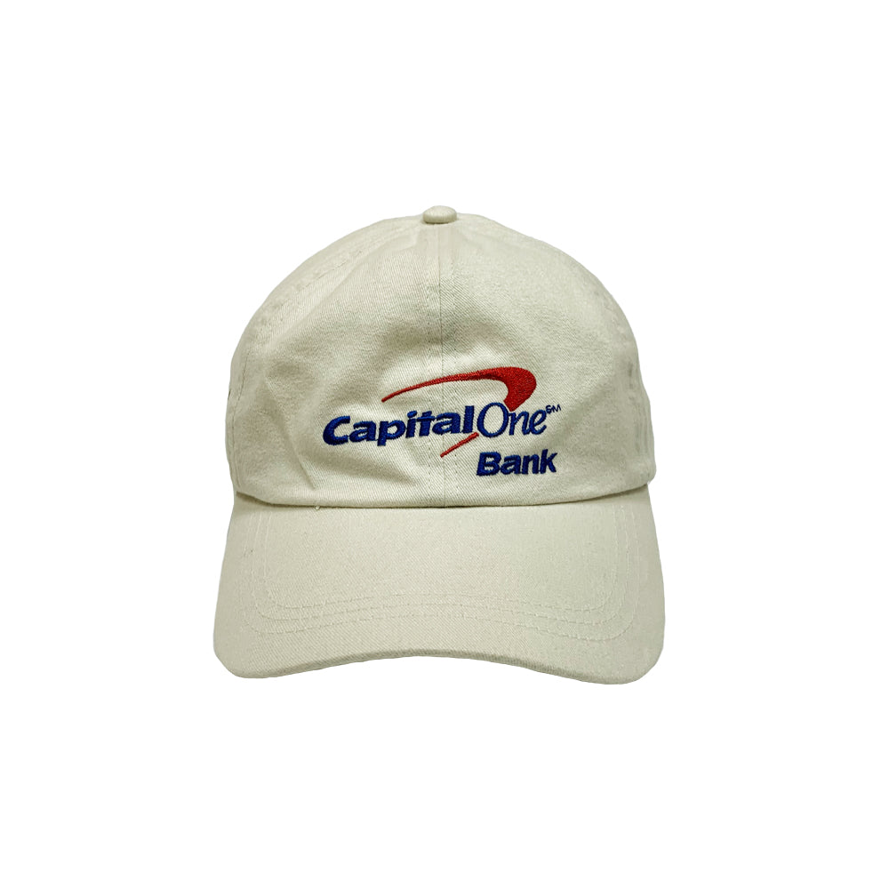 Capital One Bank Vintage Promotion Cap