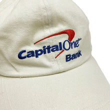 "Load image into Gallery viewer, Capital One Bank Vintage Promotion Cap ""Khaki"""
