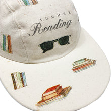 Load image into Gallery viewer, Summer Reading Vintage Long Bill Cap