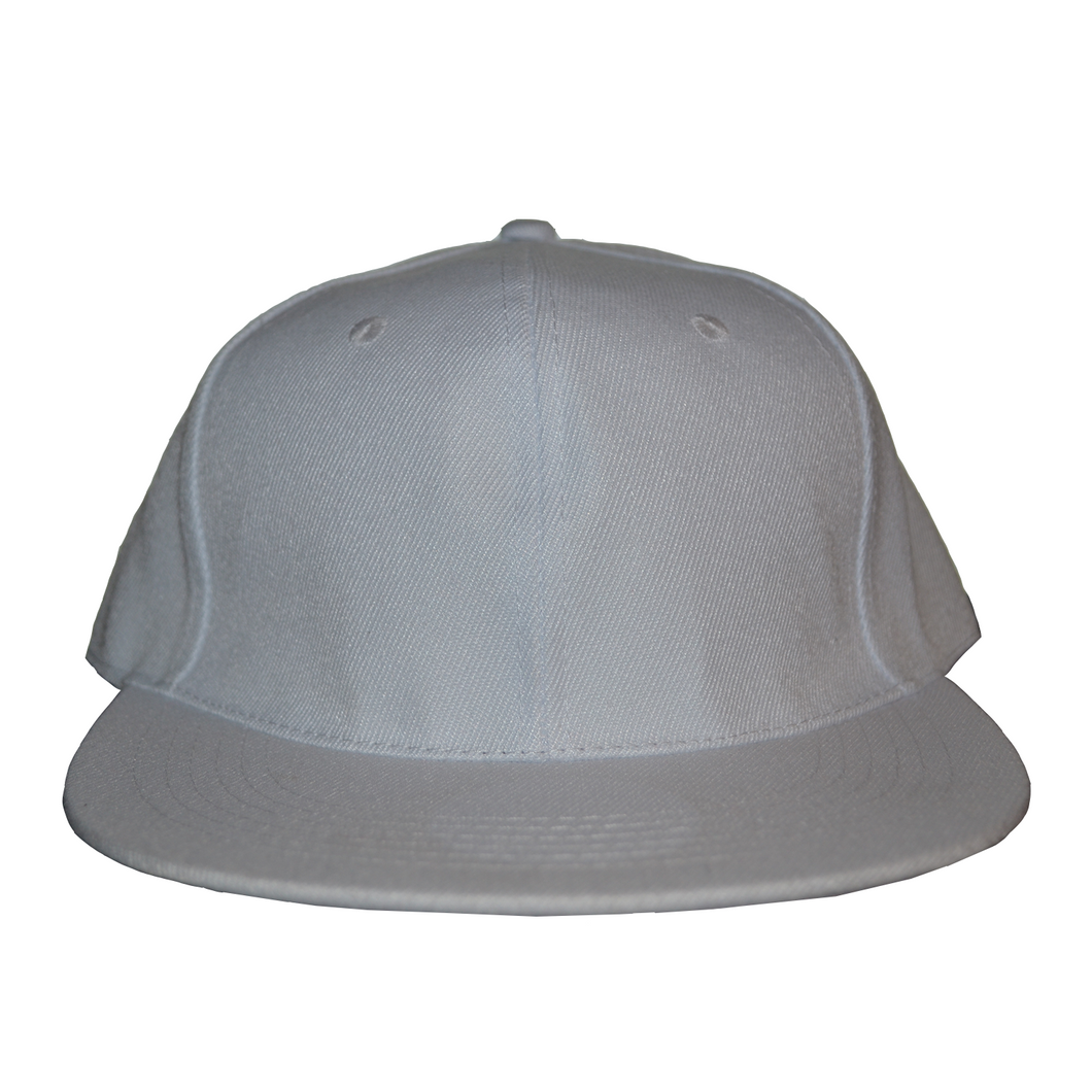 Fitted Plain Caps