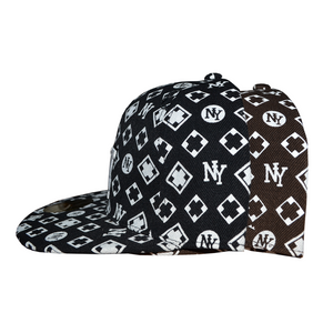 Fitted NY Cap