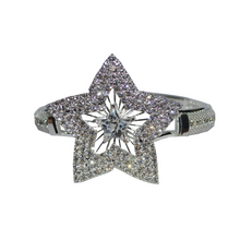 Load image into Gallery viewer, Star Rhinestone Bracelet