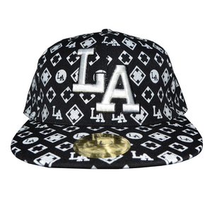 Fitted LA Cap