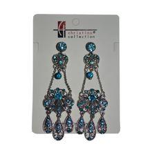 Load image into Gallery viewer, Rhinestone Earrings