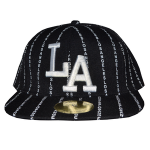 Fitted LA Caps
